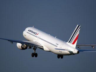 Voyages aériens long-courriers en Europe - Où vole Air France