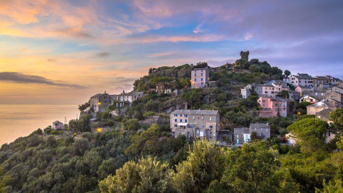 Un village de Corse